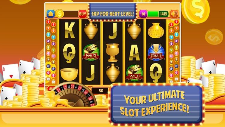 Jackpot Gold Casino Party Slots screenshot-0