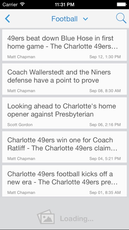 Niner Times screenshot-2