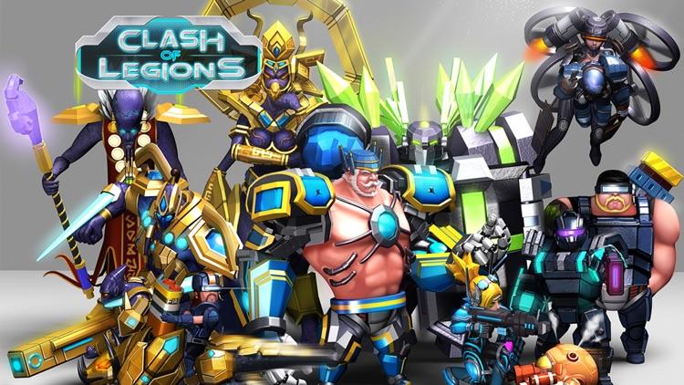 Clash of Legions screenshot-0