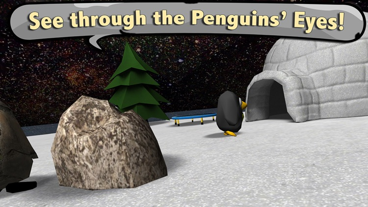 Penguin Village screenshot-4