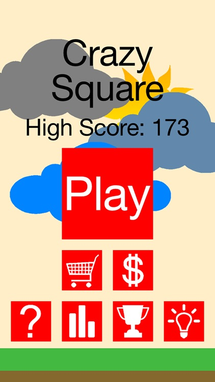 Crazy Square - Jump and Run screenshot-3