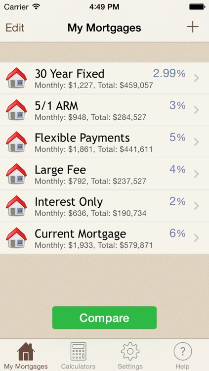 Mortgage Calculator™