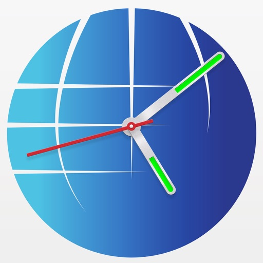 World Clock Widget - Instant World Time Zone icon