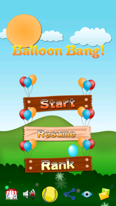 Balloon Crush Screenshot