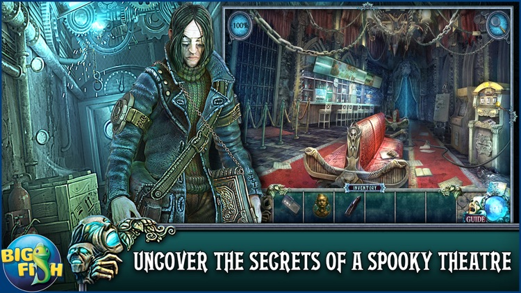 Fear For Sale: Nightmare Cinema - A Mystery Hidden Object Game (Full) screenshot-0