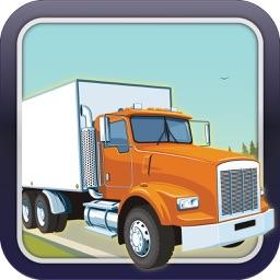 Parking Truck - Frenzy Trucker Madness