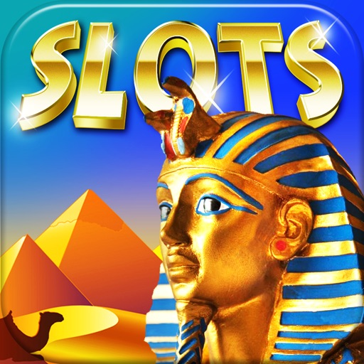 """ A Ace Casino – Pyramids Way FREE Slots icon"