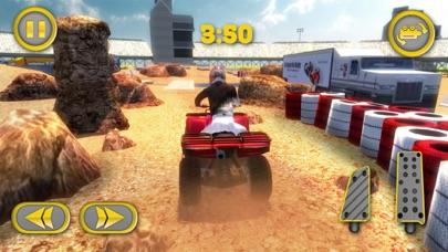 Quad Bike Driving Challenge screenshot two