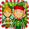 Santas Christmas Elf Game - Free App