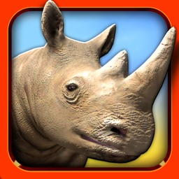 Safari Animal Sim - Free Animal Games Simulator Racing For Kids