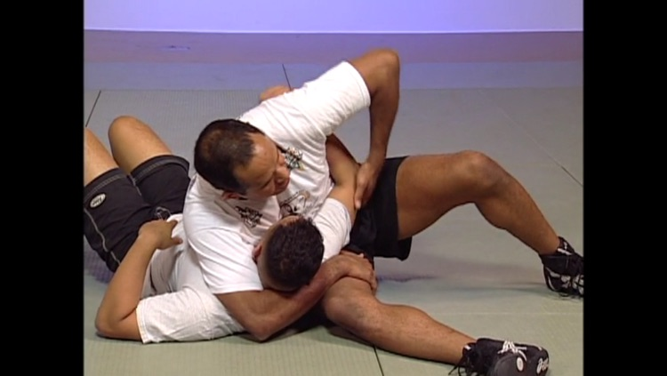 Roy Harris Armlocks 2