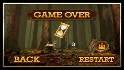 2015 Big Buck Deer Hunt : Unlimited White Tail Hunting Season Action FREE Screenshot on iOS