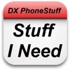 Stuff I Need