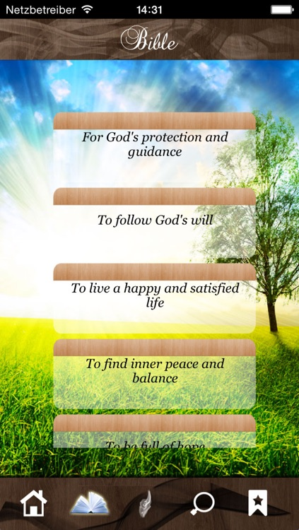 Bible App for Everyday Life - Quotes and Divine Features screenshot-3
