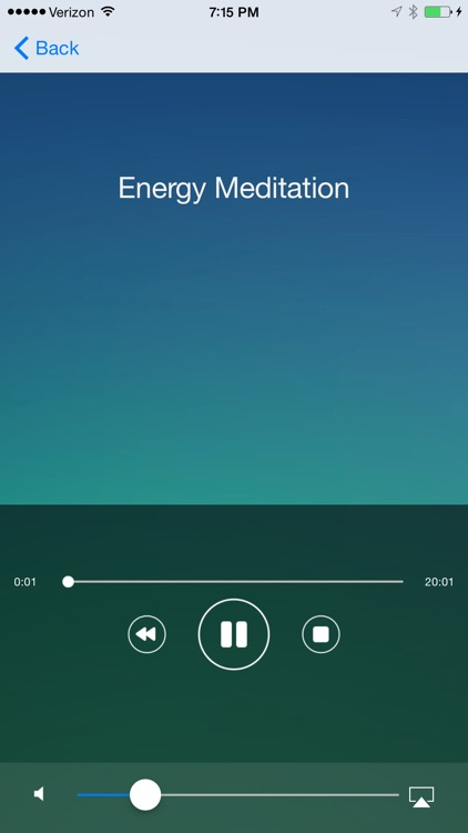 Meditate Plus with Andrew Johnson screenshot-1