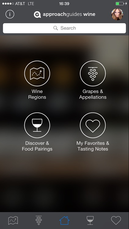 Approach Guides Wine Guide for iPhone screenshot-0