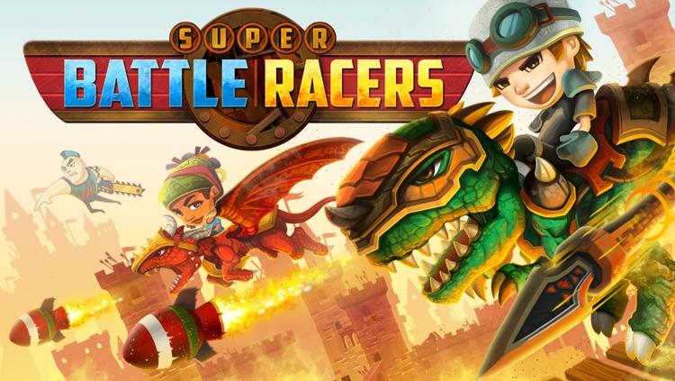 Super Battle Racers screenshot-4