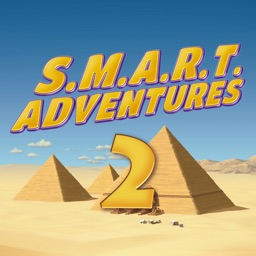 SMART Adventures Mission Math 2: Peril at the Pyramids