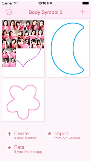 Body Symbol The Romantic Heart Photo Booth On The App Store
