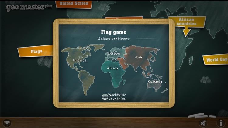 Geomaster Plus screenshot-4