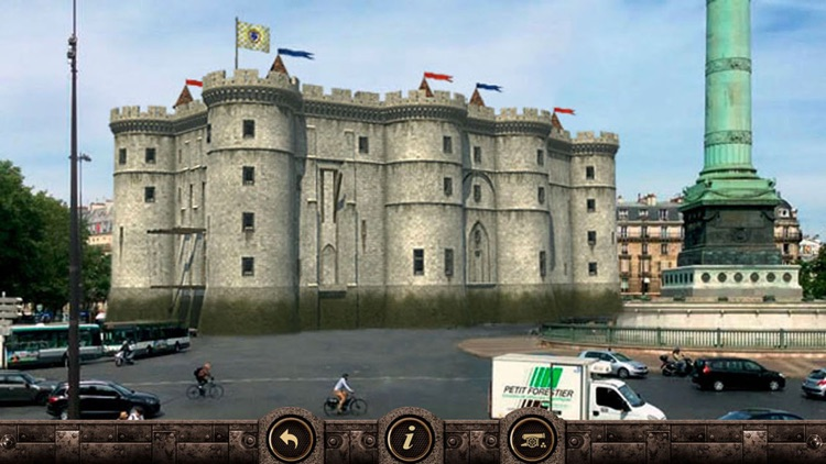 The Fortress of Bastille - VR Tour screenshot-1