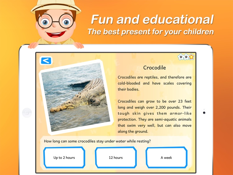 I Read - Animals (Reading Comprehension for Kids) screenshot-4