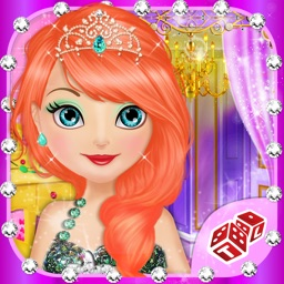 Princess Spa & Salon - Royal Enchanted Fairy Makeup & Dress Up