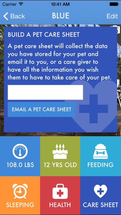 Peef : Your Pet's Record Keeper screenshot-3