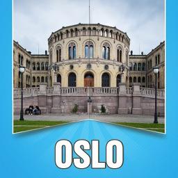 Oslo City Offline Travel Guide
