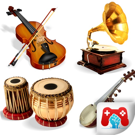 Learning Music Instruments Name