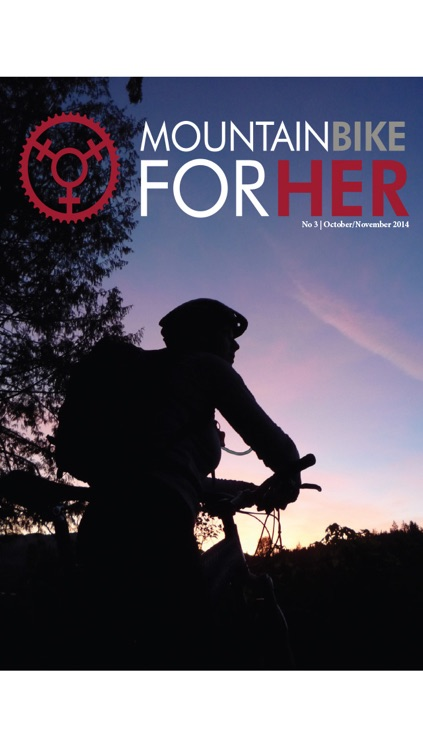 Mountain Bike for Her: Healthy lifestyle magazine for women who like to ride