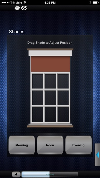 Screenshot for Crestron Mobile Pro in Jordan App Store