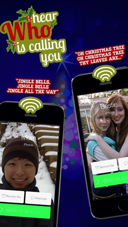 Christmas Jingle Tones - Holiday Ringtones and Text Tones screenshot-1