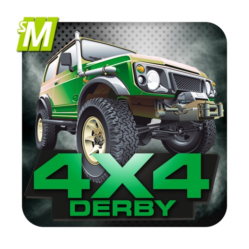 4X4 Real Derby Racing