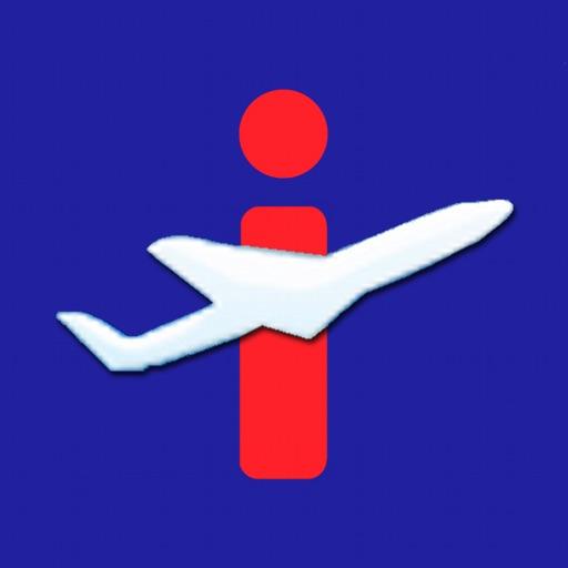 Manchester Airport - iPlane Flight Information