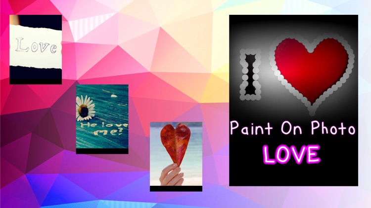 Paint On Photos Love screenshot-4