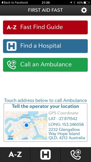 Fast Aid Birmingham Solihull: First Aid Fast On The App Store