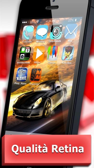 Screenshot for Sfondi 3D in Italy App Store