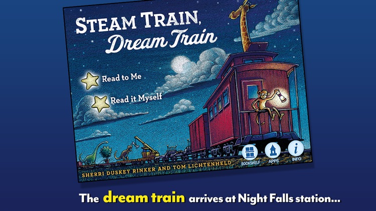 Steam Train, Dream Train screenshot-0
