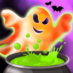 Witch 'n Ghost Costume Party - Magic Monster Pumpkin Challenge - Trick Or Treat Candy Maze - Kids Halloween Adventure Game