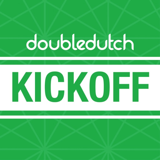 DoubleDutch Kickoff icon