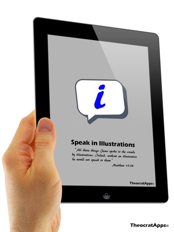 Speak in Illustrations for iPad