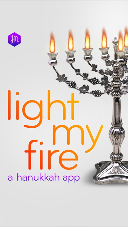 Light My Fire: A Hanukkah App