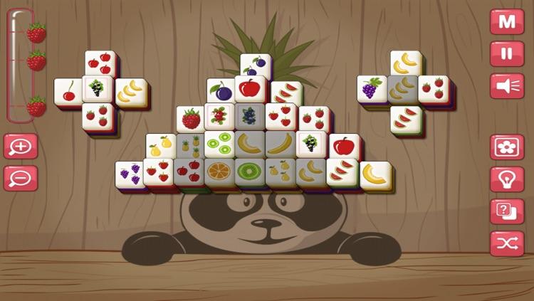 Fruit Mahjong HD screenshot-3