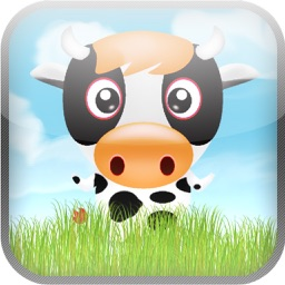Happy Cow Tipping Game