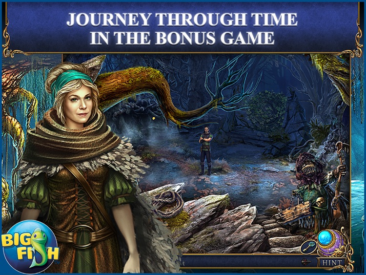 Bridge to Another World: The Others HD - A Hidden Object Adventure (Full) screenshot-3