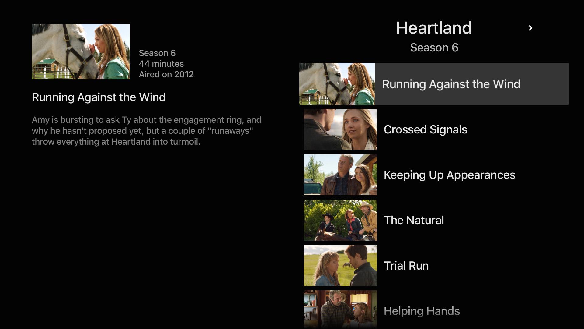 Hallmark Movies Now screenshot 15