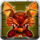 Dragon Ninja Fight - Go Berserk Kampf Colossal Fafnir Ninjas !! icon