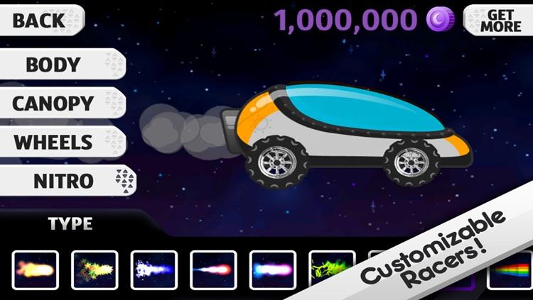 Lunar Racer screenshot-3