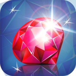 Diamond Splash - The Hardest Jewel Chain Reaction Game Ever